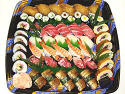 寿司盛5人前