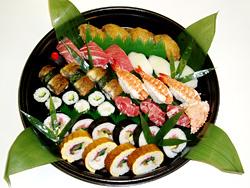 寿司盛3人前